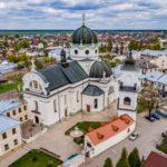 Basilian Fathers Monastery in Zhovkva