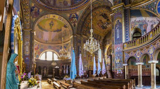 Basilian Fathers Monastery in Zhovkva, Ukraine, photo 12