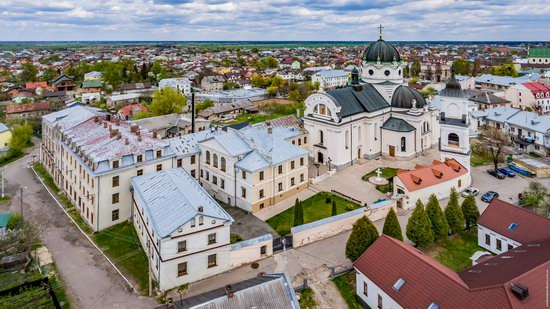 Basilian Fathers Monastery in Zhovkva, Ukraine, photo 14