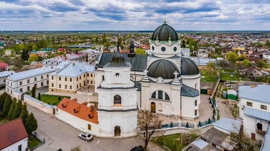 Basilian Fathers Monastery in Zhovkva, Ukraine, photo 2
