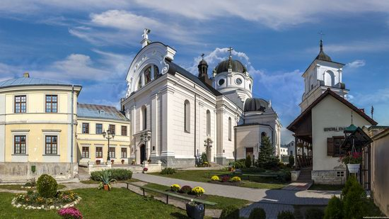 Basilian Fathers Monastery in Zhovkva, Ukraine, photo 8