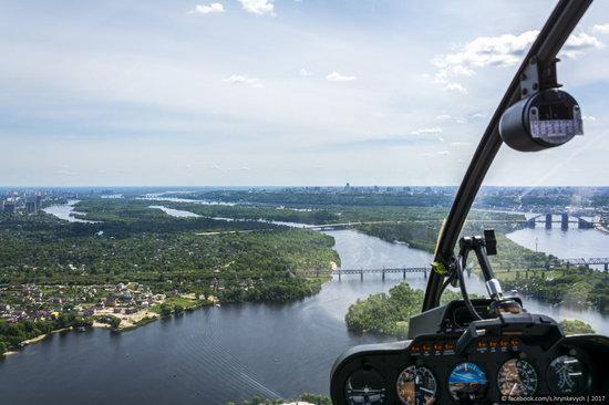 Bridges over the Dnieper River in Kyiv, Ukraine, photo 11