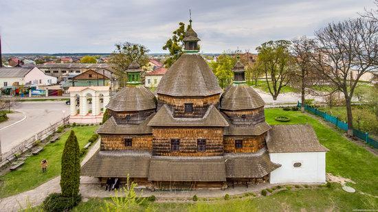 Holy Trinity Church in Zhovkva, Ukraine, photo 1