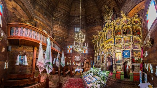 Holy Trinity Church in Zhovkva, Ukraine, photo 14