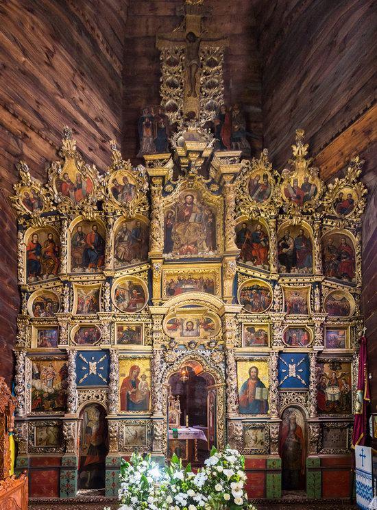 Holy Trinity Church in Zhovkva, Ukraine, photo 16