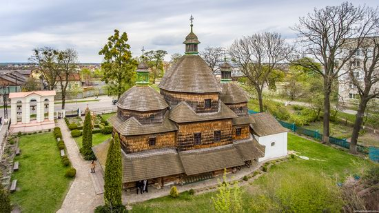 Holy Trinity Church in Zhovkva, Ukraine, photo 5