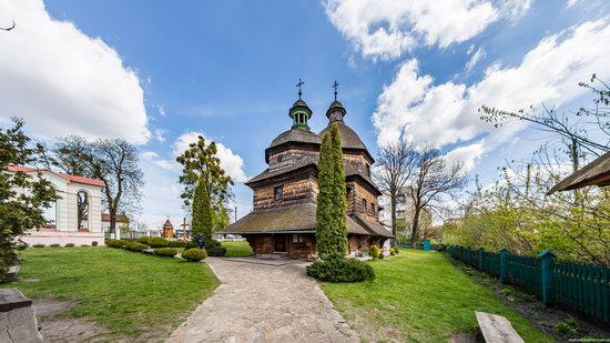 Holy Trinity Church in Zhovkva, Ukraine, photo 7