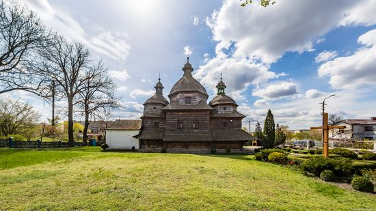 Holy Trinity Church in Zhovkva, Ukraine, photo 9