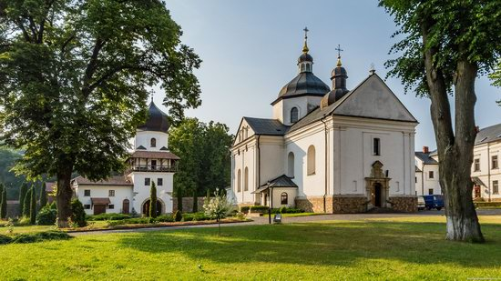 St. Nicholas Monastery in Krekhiv, Ukraine, photo 17