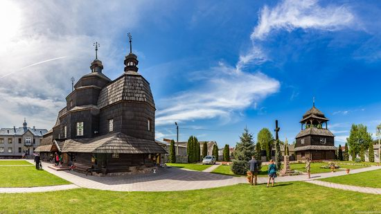 Ascension Church in Chortkiv, Ternopil region, Ukraine, photo 11
