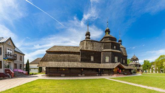Ascension Church in Chortkiv, Ternopil region, Ukraine, photo 2