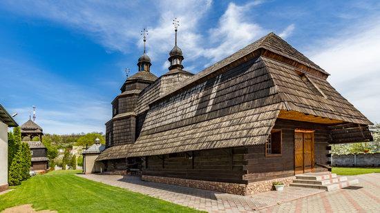 Ascension Church in Chortkiv, Ternopil region, Ukraine, photo 5