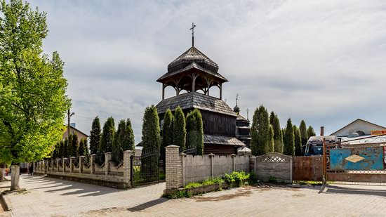 Ascension Church in Chortkiv, Ternopil region, Ukraine, photo 7
