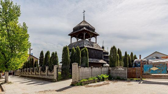 Ascension Church in Chortkiv, Ternopil region, Ukraine, photo 7