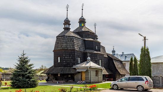Ascension Church in Chortkiv, Ternopil region, Ukraine, photo 8