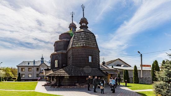 Ascension Church in Chortkiv, Ternopil region, Ukraine, photo 9