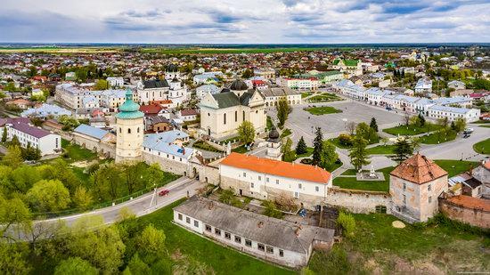 St. Lawrence's Church in Zhovkva, Ukraine, photo 1
