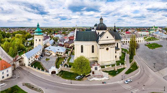 St. Lawrence's Church in Zhovkva, Ukraine, photo 2