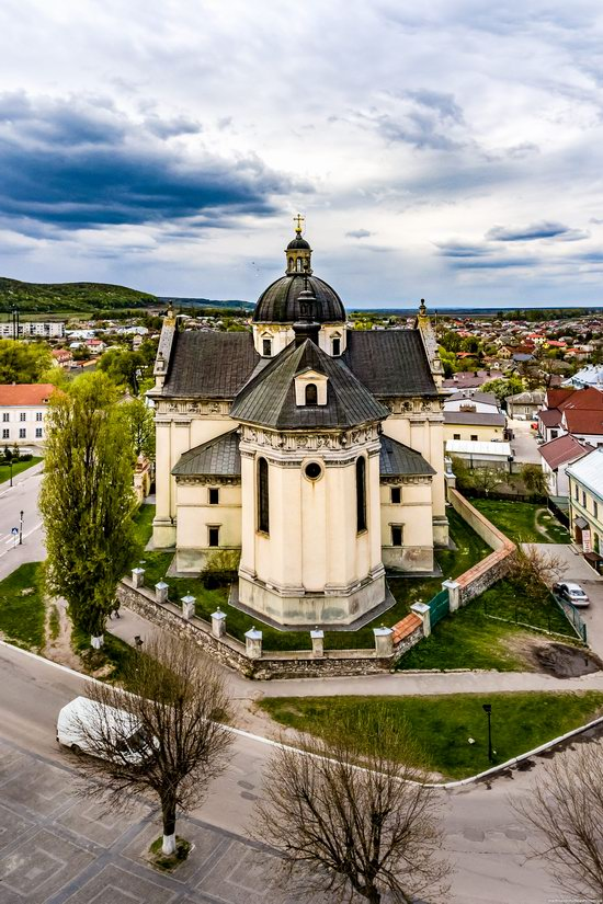 St. Lawrence's Church in Zhovkva, Ukraine, photo 4