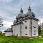 Defensive Church of Transfiguration in Zaluzhzhya