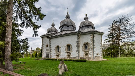Defensive Church of Transfiguration in Zaluzhzhya, Ukraine, photo 14