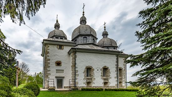 Defensive Church of Transfiguration in Zaluzhzhya, Ukraine, photo 19
