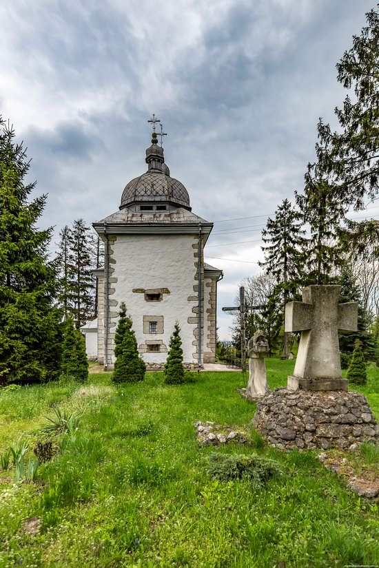 Defensive Church of Transfiguration in Zaluzhzhya, Ukraine, photo 2