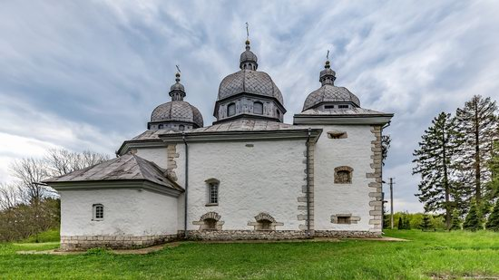 Defensive Church of Transfiguration in Zaluzhzhya, Ukraine, photo 5