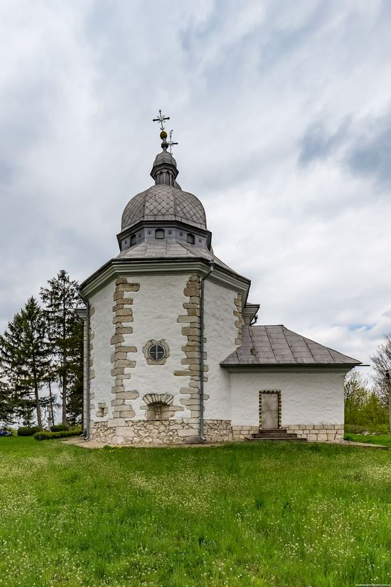 Defensive Church of Transfiguration in Zaluzhzhya, Ukraine, photo 9