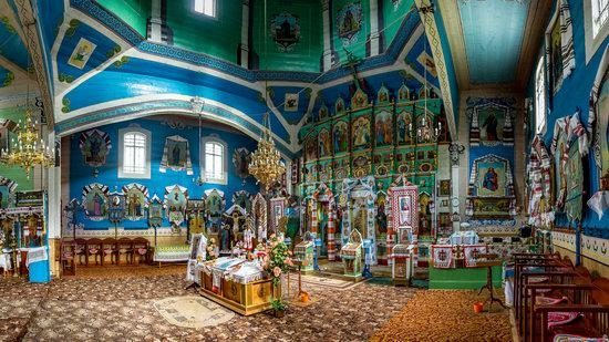 Assumption Church in Roztoky, Chernivtsi region, Ukraine, photo 10