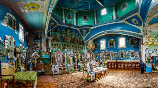 Assumption Church in Roztoky, Chernivtsi region, Ukraine, photo 9
