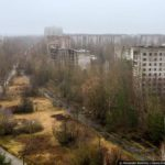 Ghost town of Pripyat – 32 years after evacuation