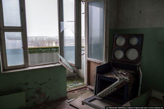Pripyat, Ukraine - 32 years after evacuation, photo 14