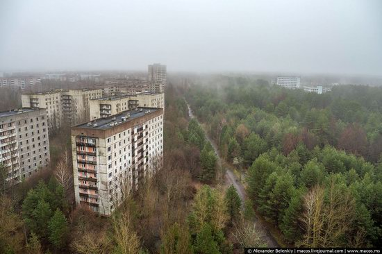 Pripyat, Ukraine - 32 years after evacuation, photo 15