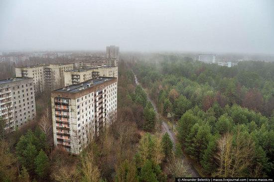 Pripyat, Ukraine - 32 years after evacuation, photo 15