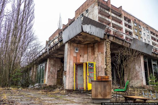 Pripyat, Ukraine - 32 years after evacuation, photo 16