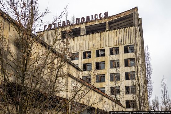 Pripyat, Ukraine - 32 years after evacuation, photo 18