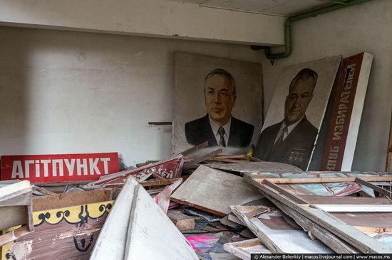 Pripyat, Ukraine - 32 years after evacuation, photo 20