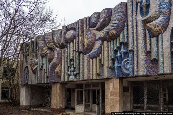 Pripyat, Ukraine - 32 years after evacuation, photo 21