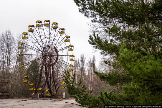 Pripyat, Ukraine - 32 years after evacuation, photo 23