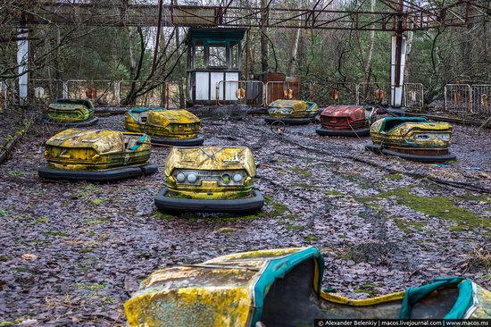 Pripyat, Ukraine - 32 years after evacuation, photo 24