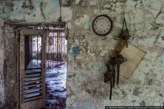 Pripyat, Ukraine - 32 years after evacuation, photo 29