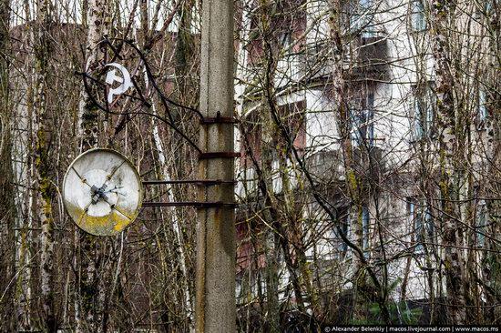 Pripyat, Ukraine - 32 years after evacuation, photo 31