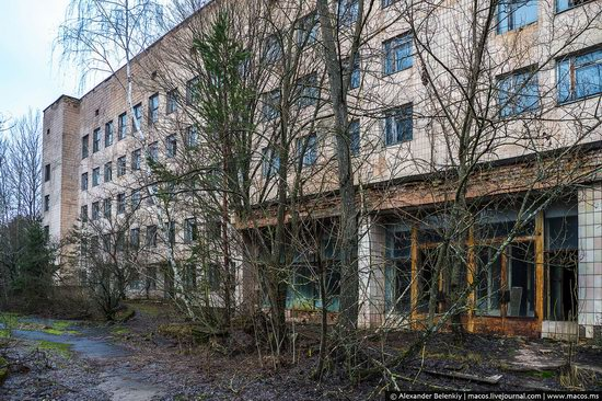 Pripyat, Ukraine - 32 years after evacuation, photo 37