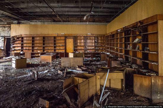 Pripyat, Ukraine - 32 years after evacuation, photo 40