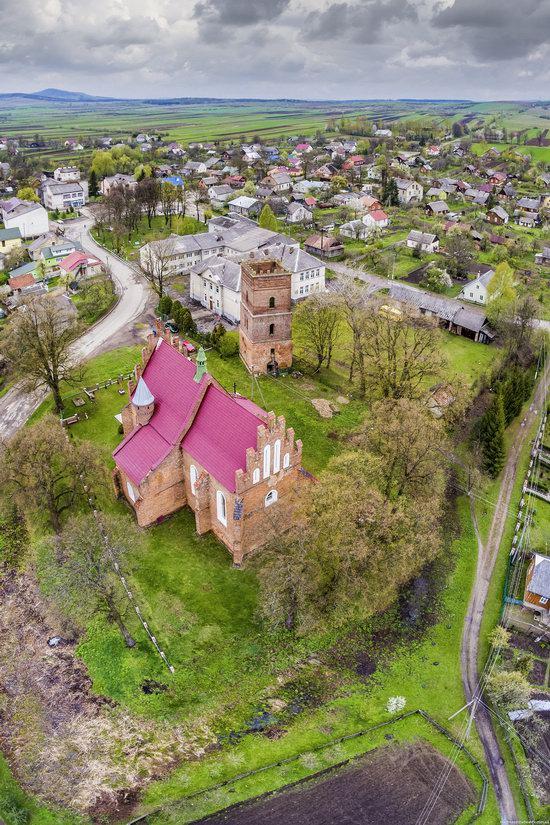 Catholic Church of St. Martin in Skelivka, Lviv region, Ukraine, photo 10