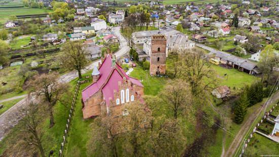 Catholic Church of St. Martin in Skelivka, Lviv region, Ukraine, photo 11