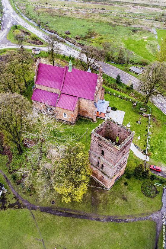 Catholic Church of St. Martin in Skelivka, Lviv region, Ukraine, photo 14