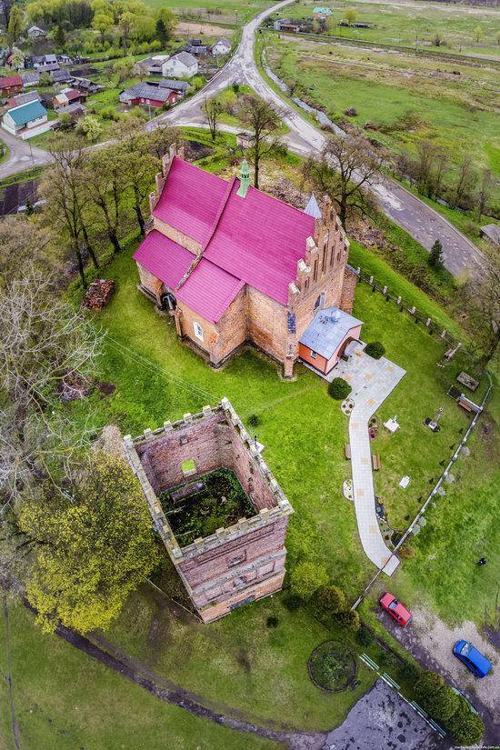 Catholic Church of St. Martin in Skelivka, Lviv region, Ukraine, photo 16