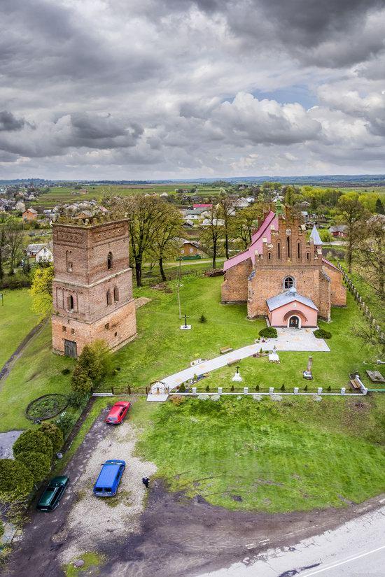 Catholic Church of St. Martin in Skelivka, Lviv region, Ukraine, photo 2